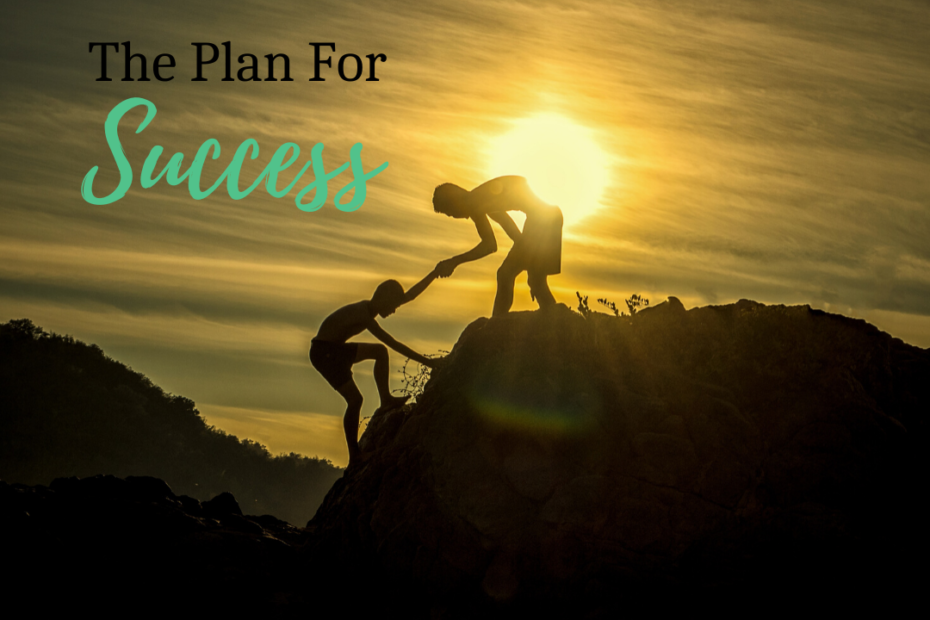 The plan for success - feature